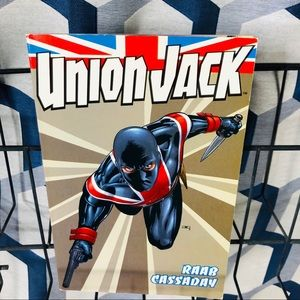 5 for $25| MARVEL Union Jack TPB by Raab Cassaday